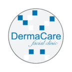 Dermacare Facial Clinic logo which provides acne, anti-aging, and skin treatments for the Woodland Hills, San Fernando Valley, and Los Angeles area
